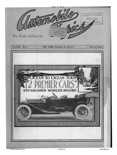 Auto Topics | 1911 Dec 16