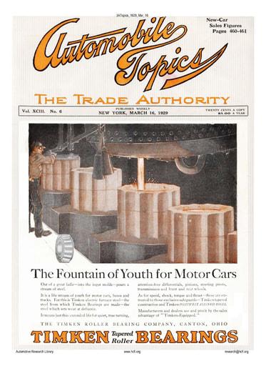 Auto Topics | 1929 Mar 16