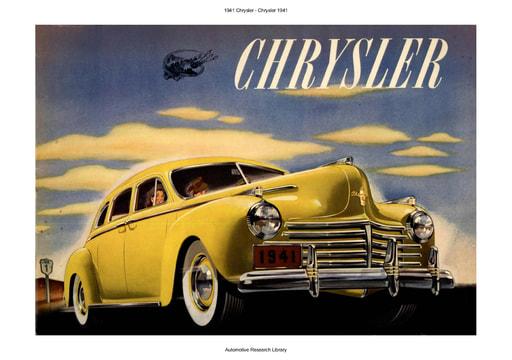1941 Chrysler (34pgs)