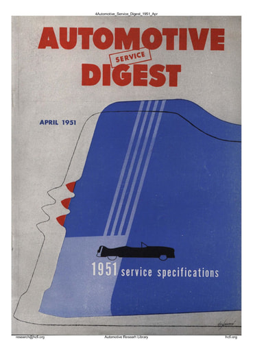 Automotive Service Digest 1951 04 Apr