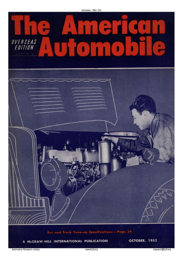 American Automobile | 1952 Oct
