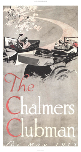 1915 Chalmers   The Clubman Magazine   May (35pgs)