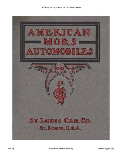 1907 American Mors (21pgs)