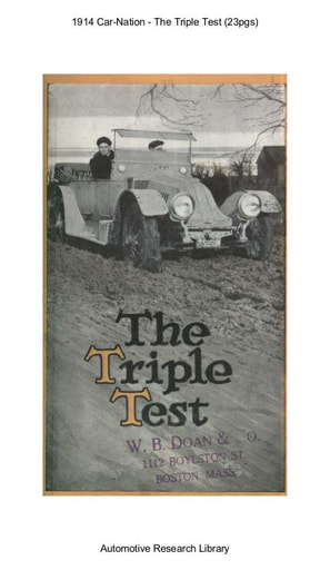1914 Car Nation   The Triple Test (23pgs)