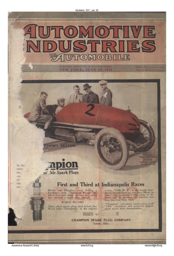 Auto Industries 1921 06 30