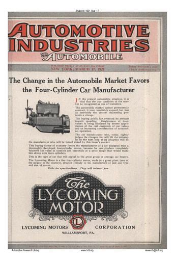 Auto Industries 1921 03 17