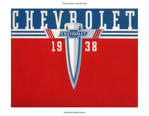 1938 Chevrolet (16pgs)