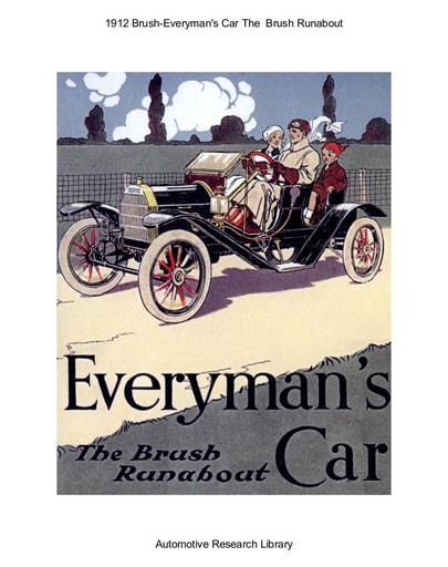 1912 Brush   Everyman's Car (8pgs)