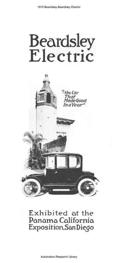 1915 Beardsley Electric (19pgs)