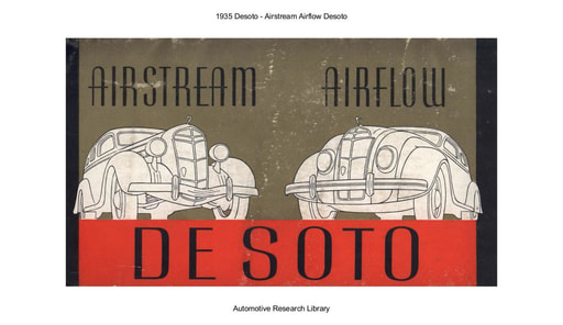 1935 Desoto   Airstream Airflow (30pgs)