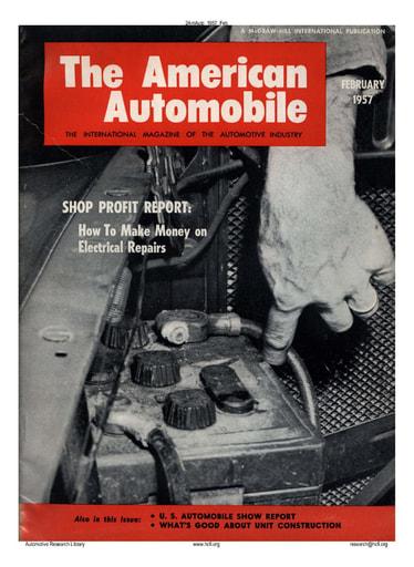 American Automobile | 1957 Feb