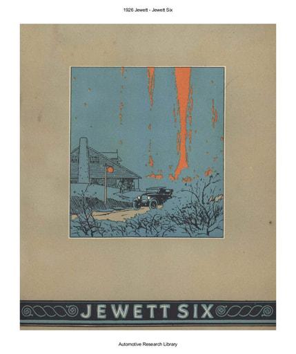 1926 Jewett Six (18pgs)