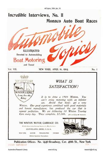 Auto Topics | 1904 Apr 16