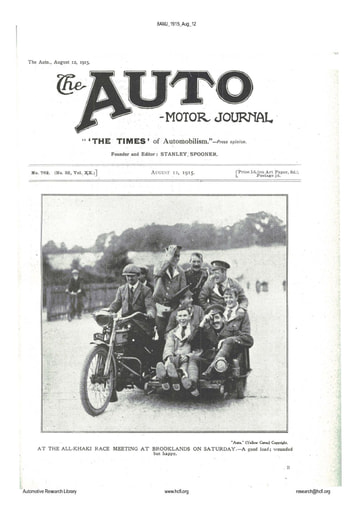 Auto Motor Journal | 1915 Aug 12
