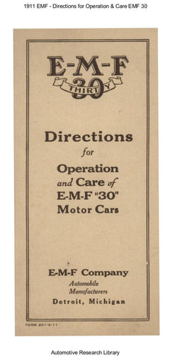 1911 EMF   Directions  30 (24pgs)