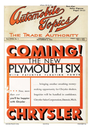 Auto Topics | 1932 Nov 05