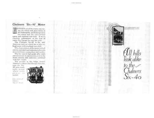 1915 Chalmers   All Hillls Look Alike (4pgs)