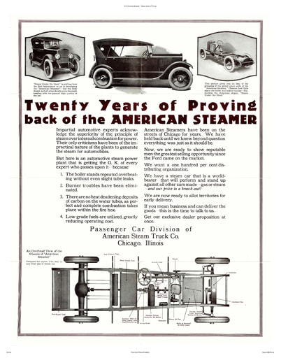 1918 American Steamer   20 Years of Proving (3pgs)