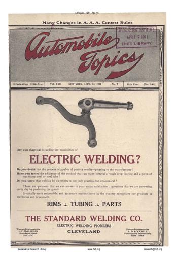 Auto Topics | 1911 Apr 15