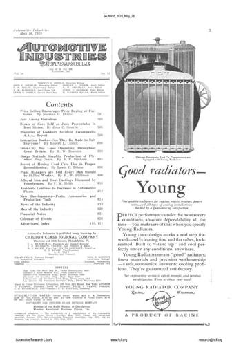Auto Industries 1928 05 26