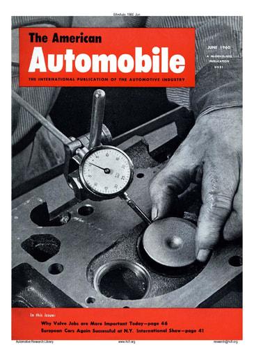 American Automobile | 1960 Jun