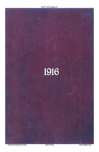 CATJ 1916 13 Special