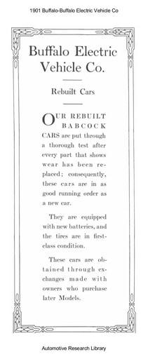 1901 Buffalo   Electric Vehicle Co (8pgs)