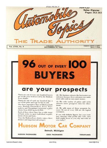 Auto Topics | 1932 Dec 10