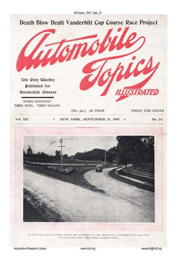 Auto Topics | 1907 Sep 21