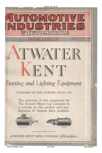 Auto Industries 1921 01 06