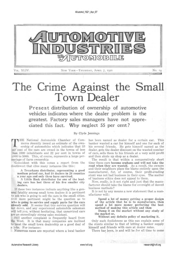 Auto Industries 1921 04 07