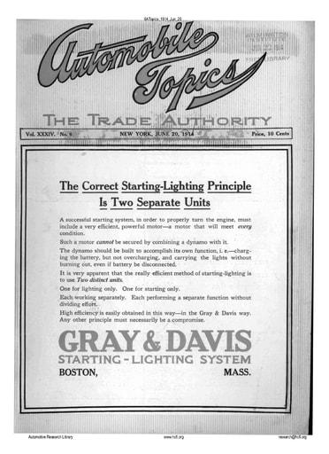Auto Topics | 1914 Jun 20