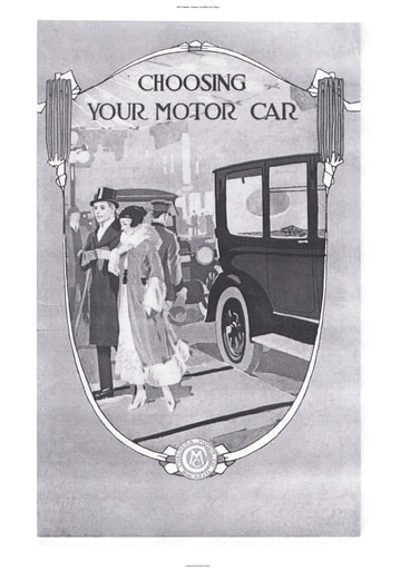 1916 Chalmers   Choosing Your Motor Car (15pgs)