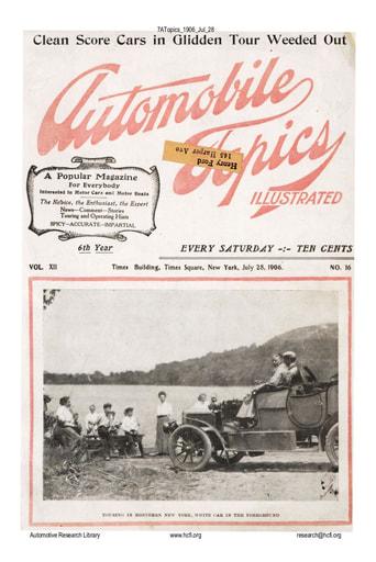 Auto Topics | 1906 Jul 28