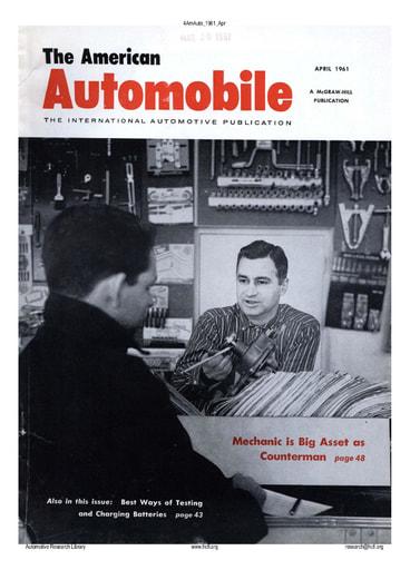 American Automobile | 1961 Apr