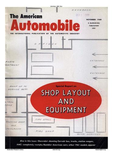 American Automobile | 1960 Nov