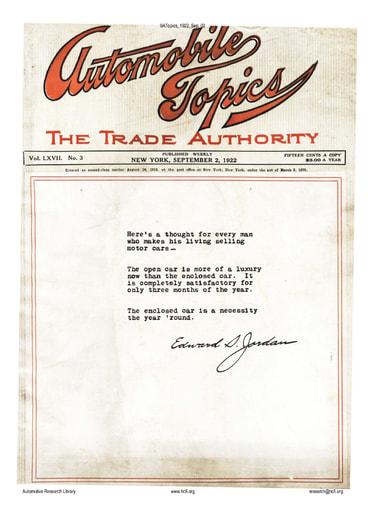 Auto Topics | 1922 Sep 02