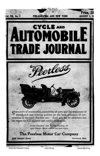 CATJ 1907-08