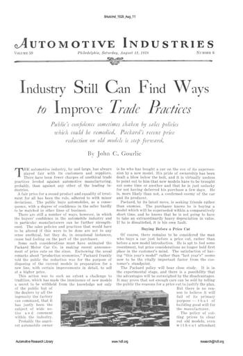 Auto Industries 1928 08 11
