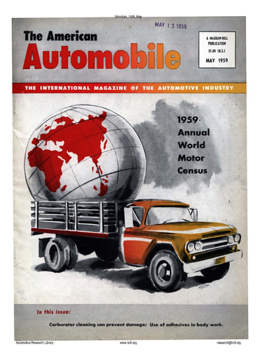 American Automobile | 1959 May