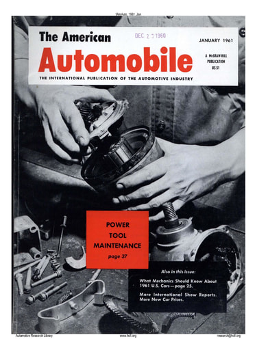 American Automobile | 1961 Jan