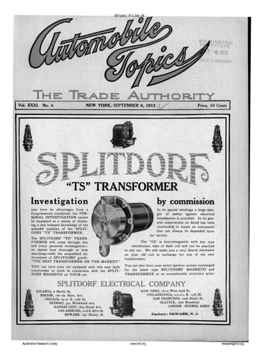 Auto Topics | 1913 Sep 06