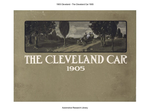 1905 Cleveland (15pgs)