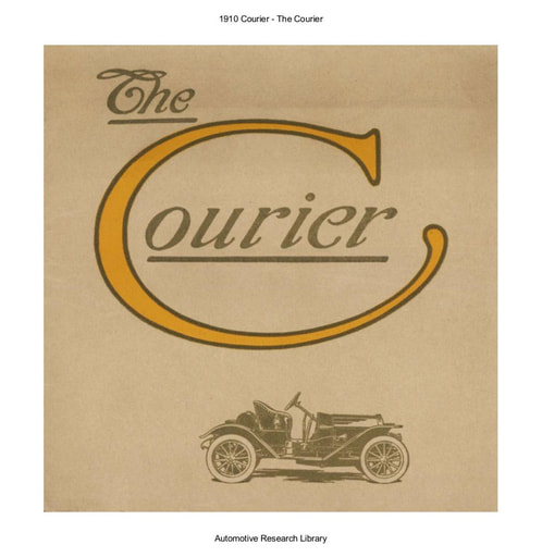 1910 Courier (9pgs)