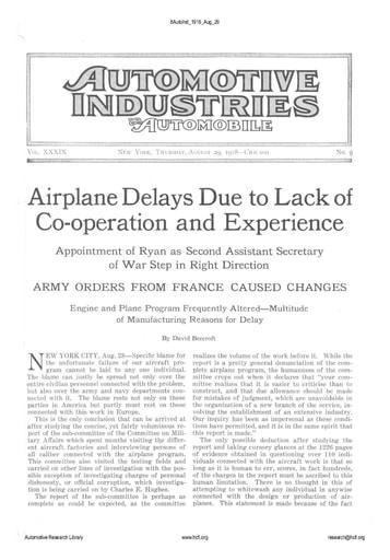 Auto Industries 1918 08 29