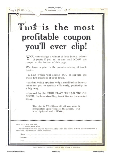 Auto Topics | 1921 Nov 12