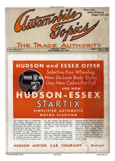 Auto Topics | 1931 Sep 19