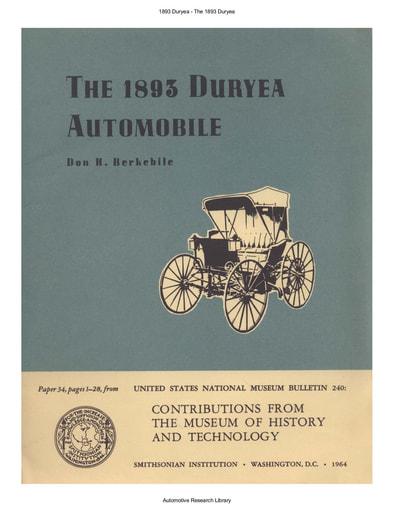 1893 Duryea (29pgs)