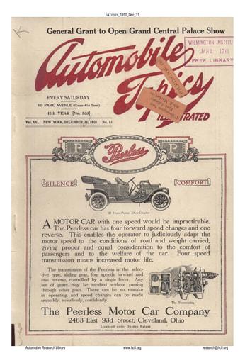 Auto Topics | 1910 Dec 31