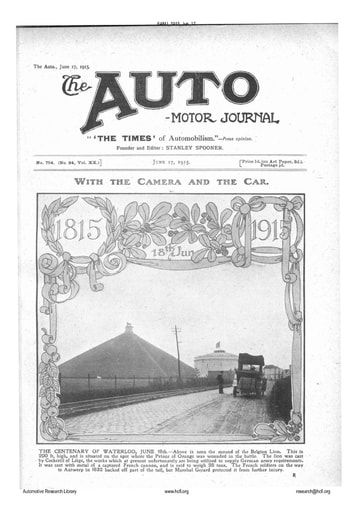 Auto Motor Journal | 1915 Jun 17